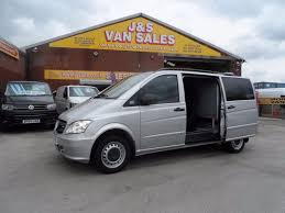 mercedes vito vans for sale mercedes vito dualiner 116 cdi blueefficiency dualiner