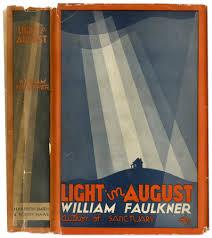 faulkner light in august lot detail william faulkner s light in august first edition