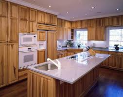 hickory kitchen cabinets images kitchen colors with hickory cabinets jmlfoundation s home the
