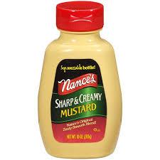 nance s mustard nance s sharp mustard 10 oz walmart