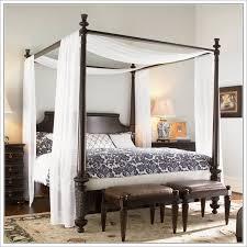 Platform Canopy Bed Diy Platform Canopy Bed Home Design Ideas