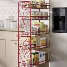 Slim Pantry Cabinet Foter - Narrow kitchen cabinets