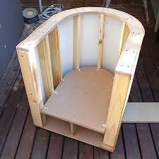 How To Make A Computer Out Of Wood by Best 25 Diy Chair Ideas On Pinterest Outdoor Furniture Wood