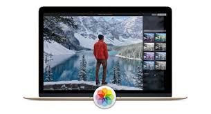Computerm El Fotos In Os X 10 11 El Capitan Bilder App Bekommt Endlich Plug