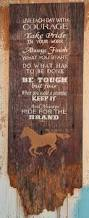 Western Moments Home Decor Rustic Western Hand Painted Old Barnwood Ride By Theprimitivebarn1