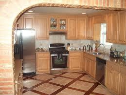 Cabin Kitchen Designs Delectable 40 Stone Tile Kitchen Decor Inspiration Of Kitchen