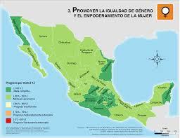 Michoacan Map Seimujer Cumple Michoacán Con Objetivos De Desarrollo Del