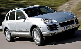 Porsche Cayenne Hybrid Mpg - 2011 porsche cayenne s hybrid second drive reviews car and