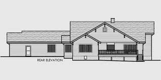 gable roof house plans ranch house plan featuring gable roofs
