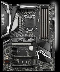 Z370 Specs Overview For Z370 Gaming Pro Carbon Motherboard The World