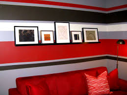 Painting Ideas For Bathroom Walls Decorating Cool Paint Ideas For Bedrooms Stripes Home Decor