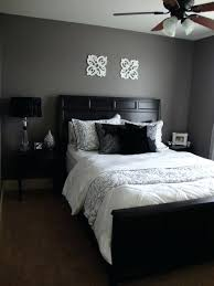 bedroom black furniture grey bedroom with black furniture koszi club