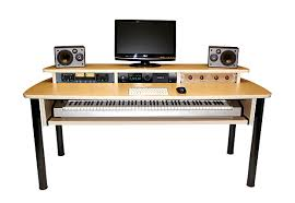 Recording Studio Desks Bazel Studio Desk Excel Recording Studio Desk 2017 Maple Reverb