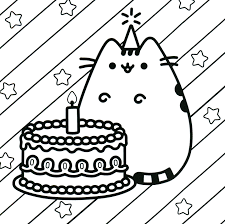 cat coloring pages images kawaii cat coloring pages collection free coloring books