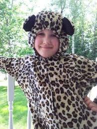 9 12 Month Halloween Costumes Baby Size 9 12 Months Purple Leopard Cheetah Costume Animal