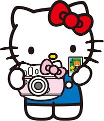 kitty instax mini fujifilm