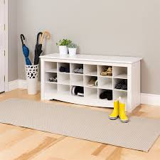Small Bench With Shoe Storage by Shop Indoor Benches At Lowes Com