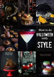 halloween recipes for the classiest party on the block