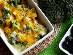 comment cuisiner le brocolis gratin brocoli blanc de poulet broccoli chicken gratin