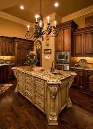 Tuscan Style Kitchen Cabinets Tuscan Kitchen Design Cafemomonh Home Design Magazine