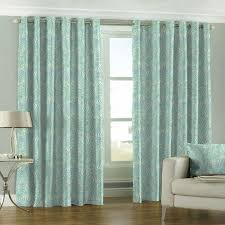 Gray And Teal Curtains Curtain Ideas Teal And Gray Blackout Image For Light