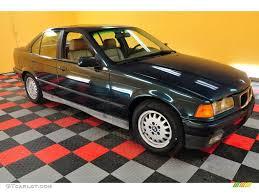 dark green bmw 1994 dark green metallic bmw 3 series 325i sedan 22888408