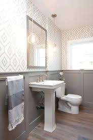 wallpaper ideas for small bathroom wallpaper small bathroom 31women me