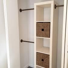 closet alternatives for hanging clothes ikea custom closet pilotproject org