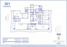 chateau floor plans chateau ocean condo surfside miami fl chateau ocean pre