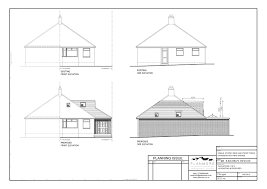 build my bungalow plans architect drawings
