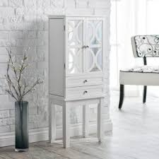 Jewelry Armoire Antique White Bedroom Unique Mirrored Armoire For Your Bedroom Decor U2014 Cafe1905 Com
