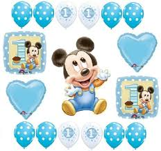 mickey mouse 1st birthday boy mickey mouse birthday party supplies birthday wikii