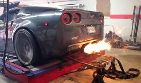 corvette c7 zr1 specs 900 hp corvette zr1 belches flames on the dyno corvette