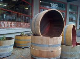 Half Barrel Planters by How To Prepare A Half Wine Barrel Planter Hitchhiking To Heaven