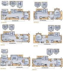 Vintage Floor Plans by Zoom Travel Trailer Fancy Trailer Floor Plans Inspiring Home