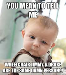 Drake Wheelchair Meme - drake wheelchair jimmy meme 100 images nyc parks department s