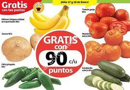 imagenes gratis de frutas y verduras ofertas soriana en frutas y verduras 17 y 18 de enero platano