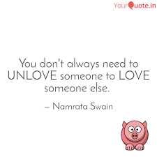 Somebody To Love Quotes by Namrata Swain Quotes Yourquote