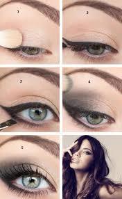 smokey eye makeup for small eyes