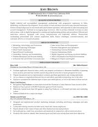 Resume Sles Cover Letter For Sales Executive With No Experience Customer