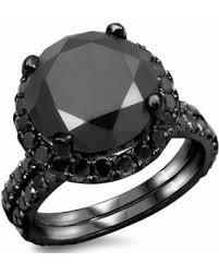 black bridal sets new savings on noori 14k black gold 5 1 4ct tdw certified black