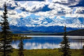 Alaska mountains images Free photo clouds sky denali national park alaska mountains max jpg