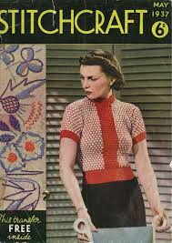 237 best vintage stitchcraft magazine images on