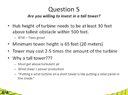 e3a small wind energy checklist key considerations for small wind