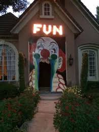 Halloween Scary Decoration Ideas For 2015 by Spooky Outdoor Halloween Decorations Halloween Clown Decoration