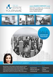 free real estate flyer templates the real estate free flyer template for photoshop
