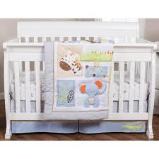 trend lab jungle fun 6 piece crib bedding set babies