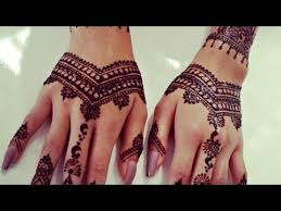 popular tribal henna design tutorial henna art by aroosa