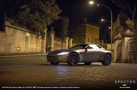 aston martin matte black aston martin db10 built for bond spectre
