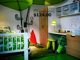 IKEA Kids Rooms Catalog Shows Vibrant And Ergonomic Design Ideas - Ikea boy bedroom ideas